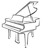 Piano - tres petite image
