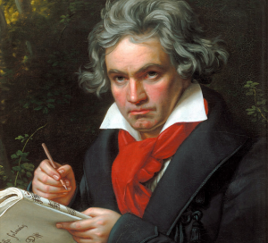Beethoven - Image domaine public